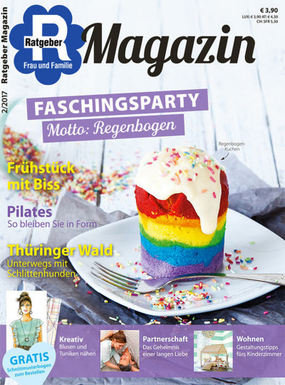 Ratgeber Magazin für die Frau