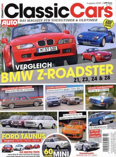 AutoZeitung Classic Cars