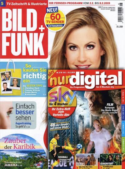 "BILD + FUNK mit ""nur digital"""