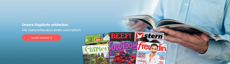 Zeitschriftenauswahl ent...