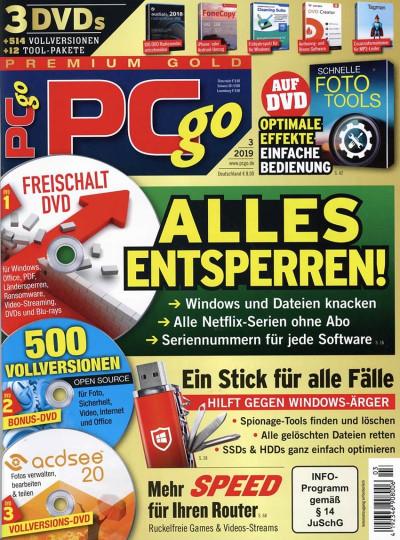 PCgo Gold Edition